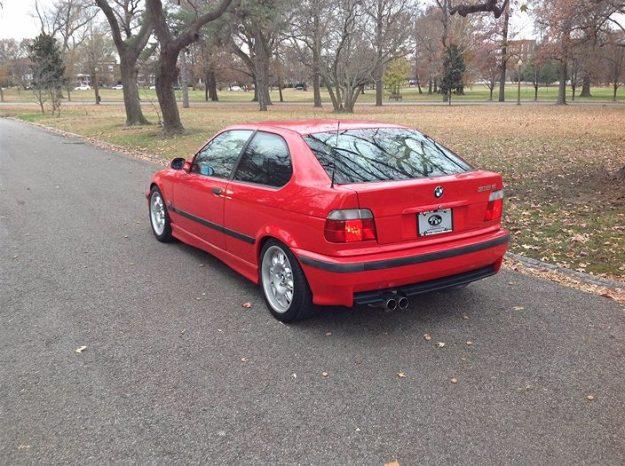 BMW 1997 318Ti Compact Automática