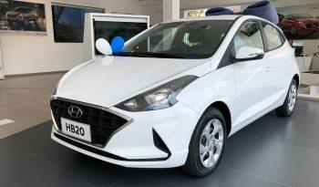 Hyundai 2020 HB20 Sense 1.0 Flex 12V Mec. Novo