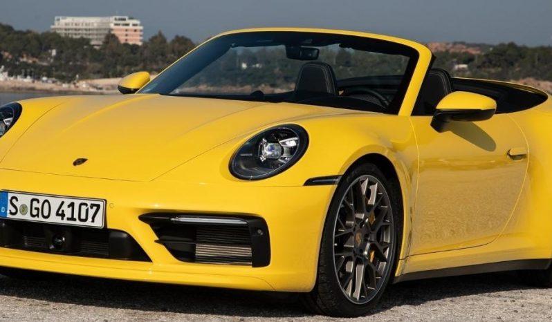 Porsche 2020 911 Carrera 4S Cabriolet 3.0 991-992 Usado